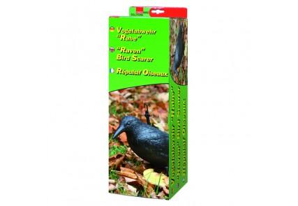 Odstraszacz ptaków kruk