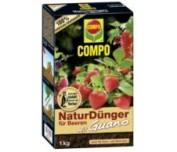 Compo nawóz do truskawek i roślin jagodowych z guano 1 kg