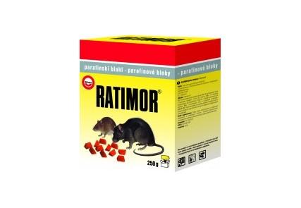 Ratimor kostka woskowa 250g