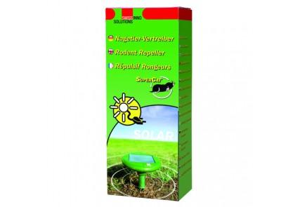 Solarny odstraszacz kretów, nornic