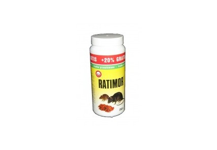Ratimor trutka granulowana 250g + 50g gratis!