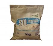 Sól drogowa 5 kg