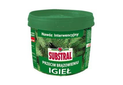 SUBSTRAL-Nawóz przeciwko Brązowieniu Igieł 1kg