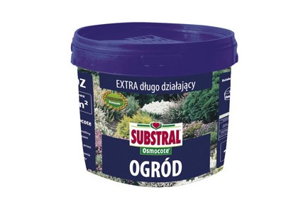 SUBSTRAL-Osmocote do ogrodu 15kg