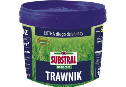 SUBSTRAL-Osmocote do trawnika 15kg