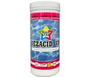 Dezacid Tlen Plus środek do bezchlorowej dezynfekcji wody basenowej 100g
