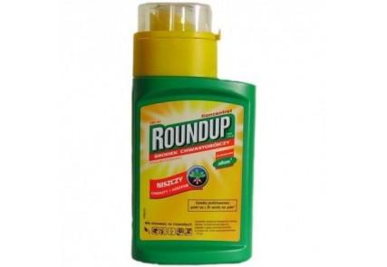 Roundup 280ml koncentrat chwasty w ogrodzie
