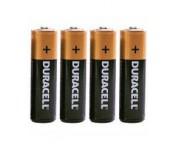Baterie Duracell AA / LR6 4szt.