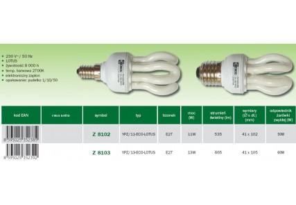 Emos świetlówka energo eco 13W E27