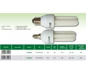 Emos świetlówka U2 Eco 9W E27