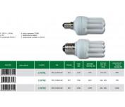 Emos żarówka energo 6U E27 11W