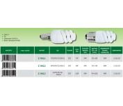 Emos żarówka energo FS T2 E27 9W