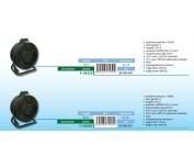 Emos przedłużacz zwijany 4G guma  25m